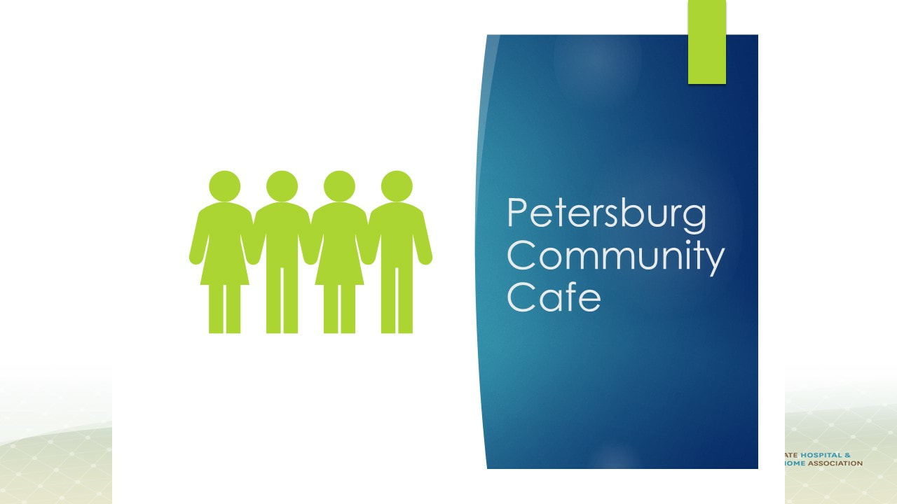 Community Cafe - Petersburg Medical Center